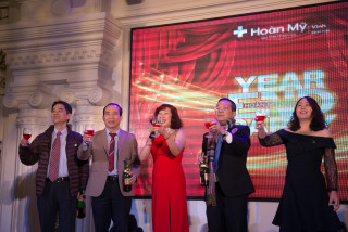 Hoàn Mỹ Vinh - Year End Party 2017